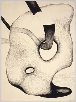 Alexander Calder   Untitled, 1932. Ink on paper.