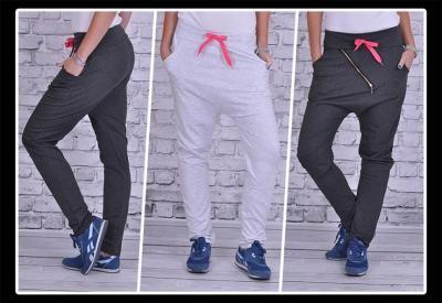Modne Dresowe Spodnie Baggy Kieszenie Zamki S M 5661219254 Oficjalne Archiwum Allegro Parachute Pants Fashion Pants