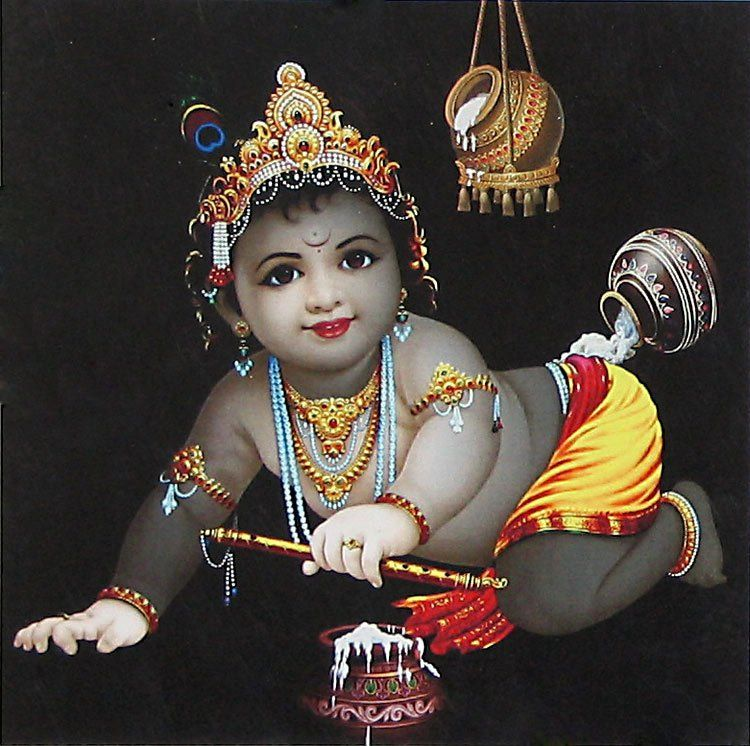 Krishna Bal Krishna Krishna Wallpaper Janmashtami Wishes