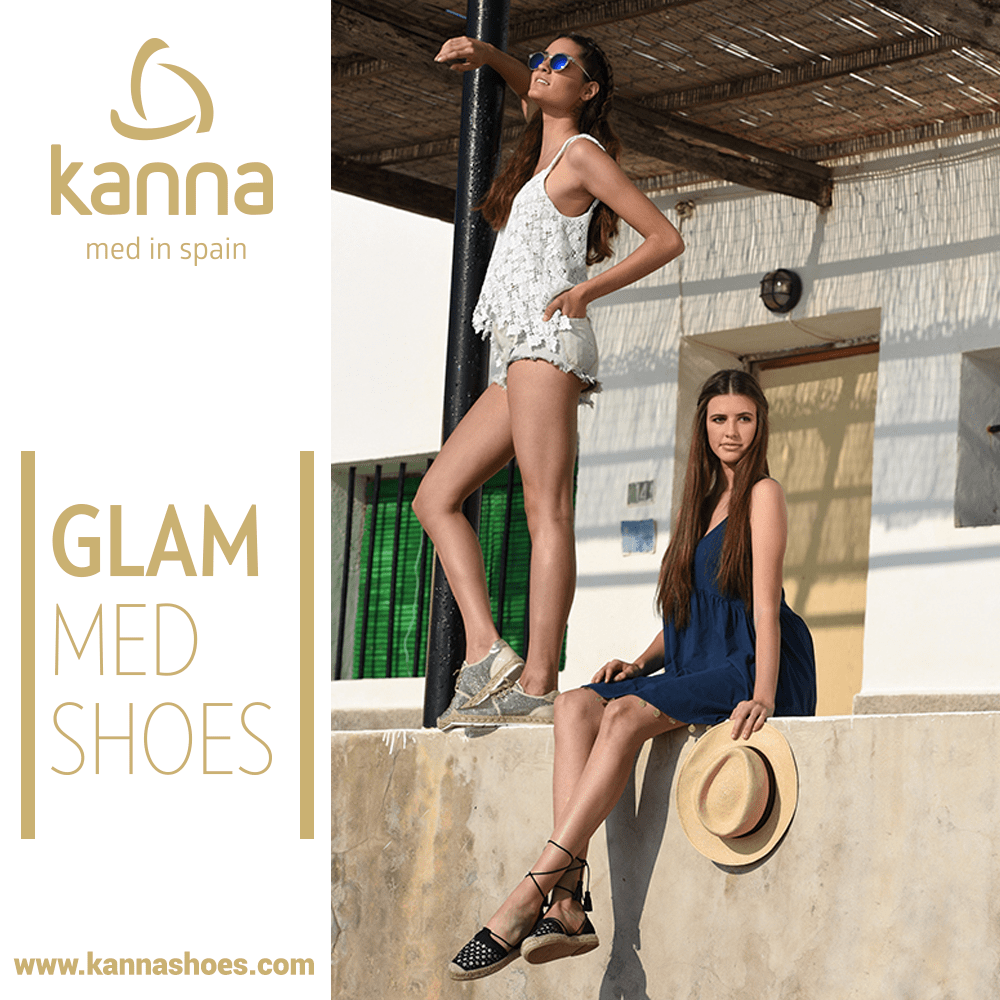 http://www.kannashoes.com/ #pittiuomo #fashionfromspain #shoes #kannashoes #kanna #fashion #mediterranean #espadrilles #2016 #trend #style #woman #musthave #ootd #spring #summer