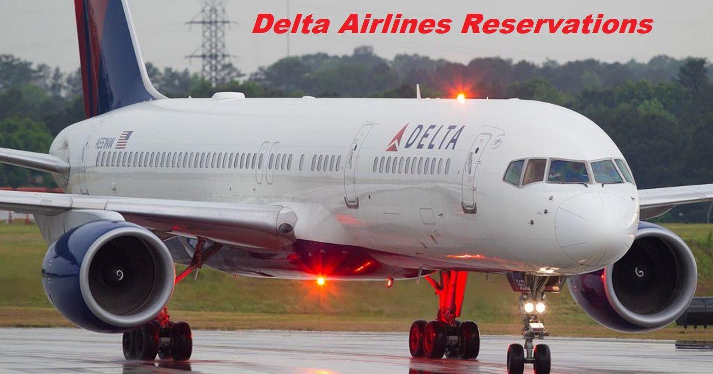 Delta airlines Reservations is the best platform for Delta