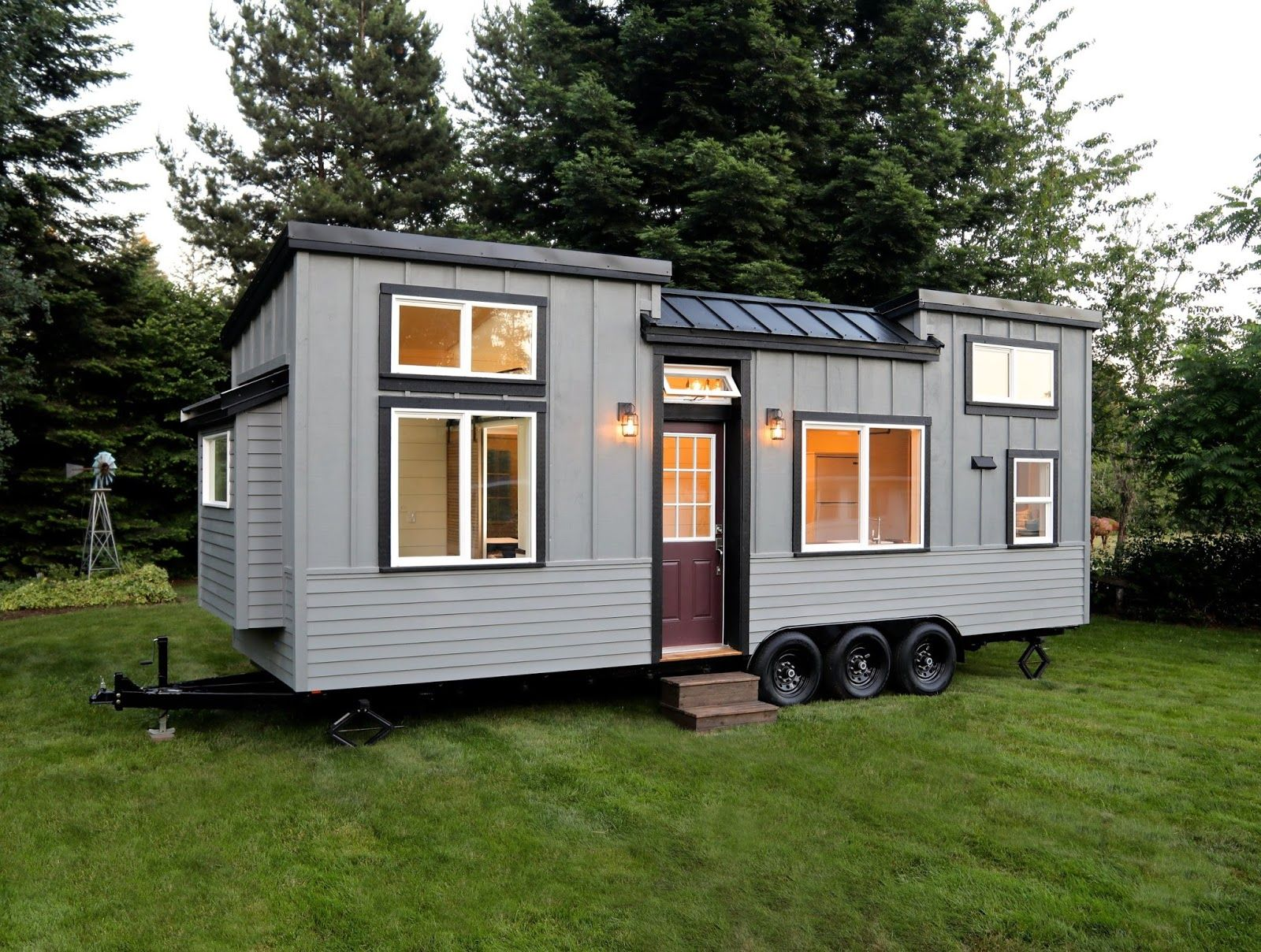 the pacific pioneer a beautiful new itny home available on beautiful tiny home ever id=39050