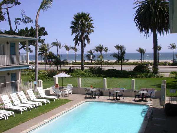 Cabrillo Inn At The Beach In Santa Barbara