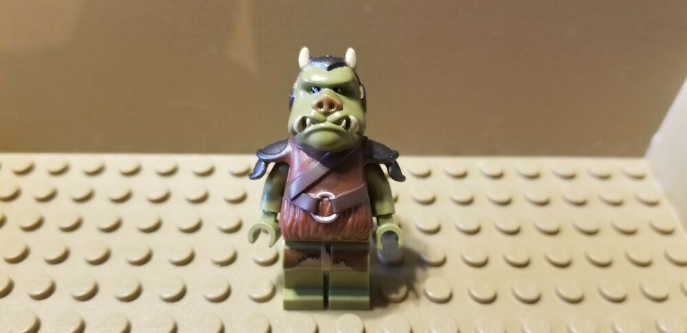 LEGO Star Wars Gamorrean Guard Minifigure 75005 Rancor Pit