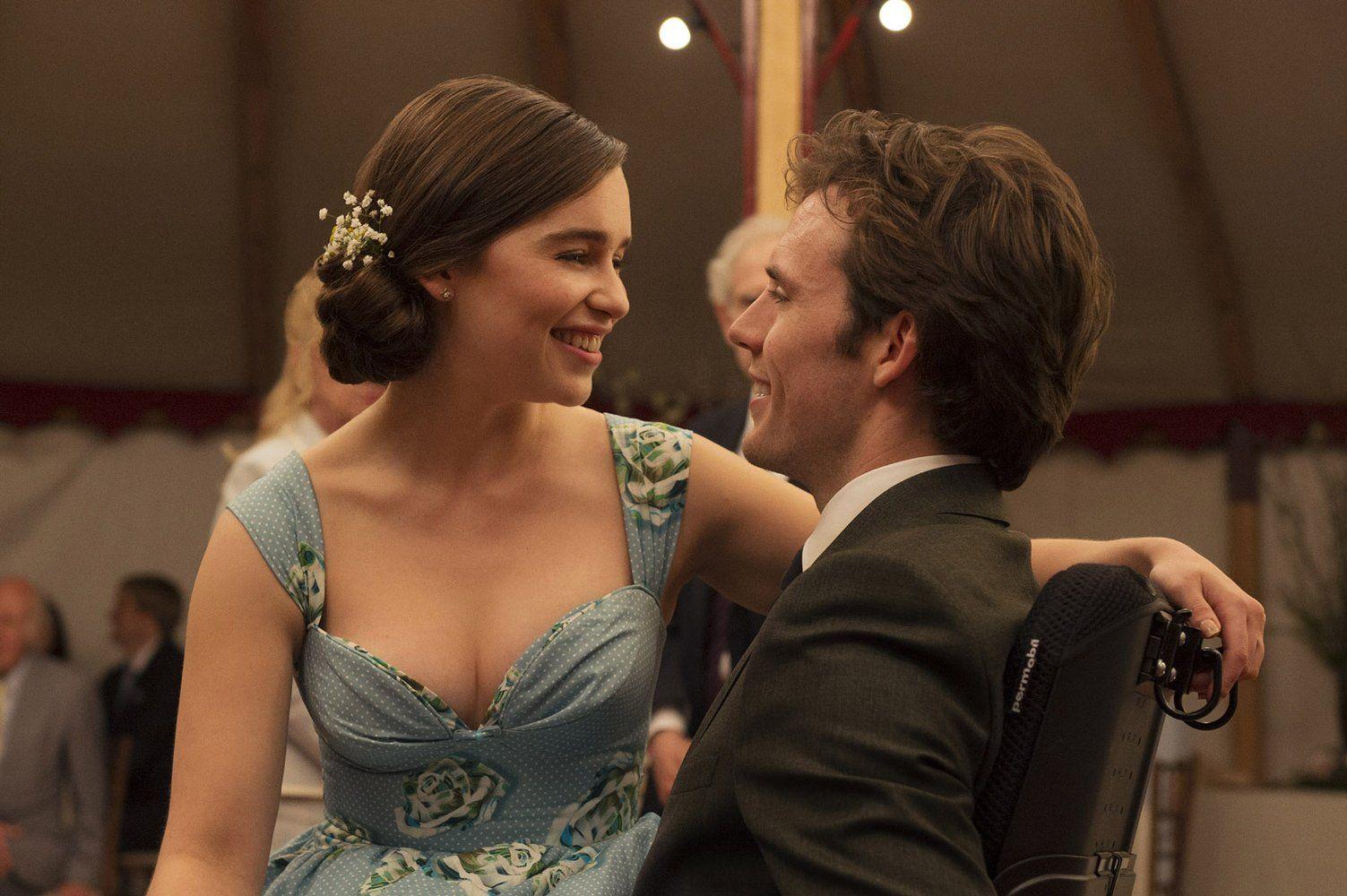 Senden Once Ben Bir 2016 Amerikan Ingiliz Romantik Komedi Drama Filmidir Film Romantik Filmler Iyi Filmler