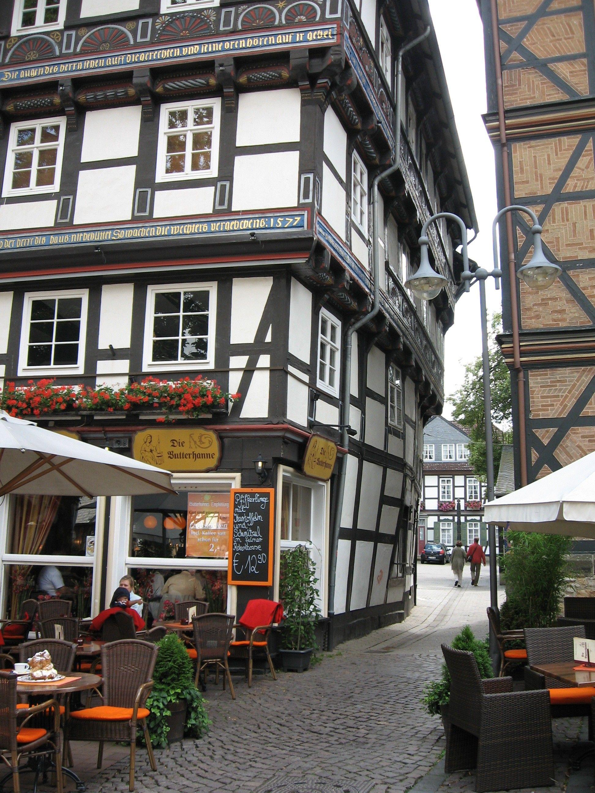 Goslar Old House Germany Germany Vacation Germany Travel Germany