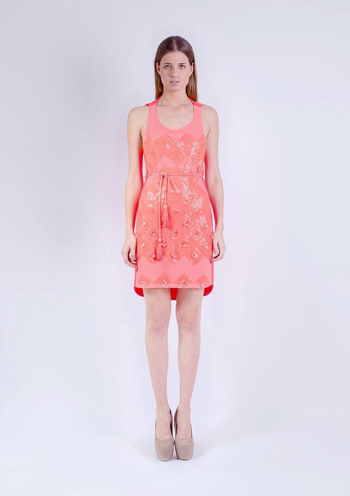 V15426 Vestido NINETTE — Natalia Antolin   Fiesta   Pinterest