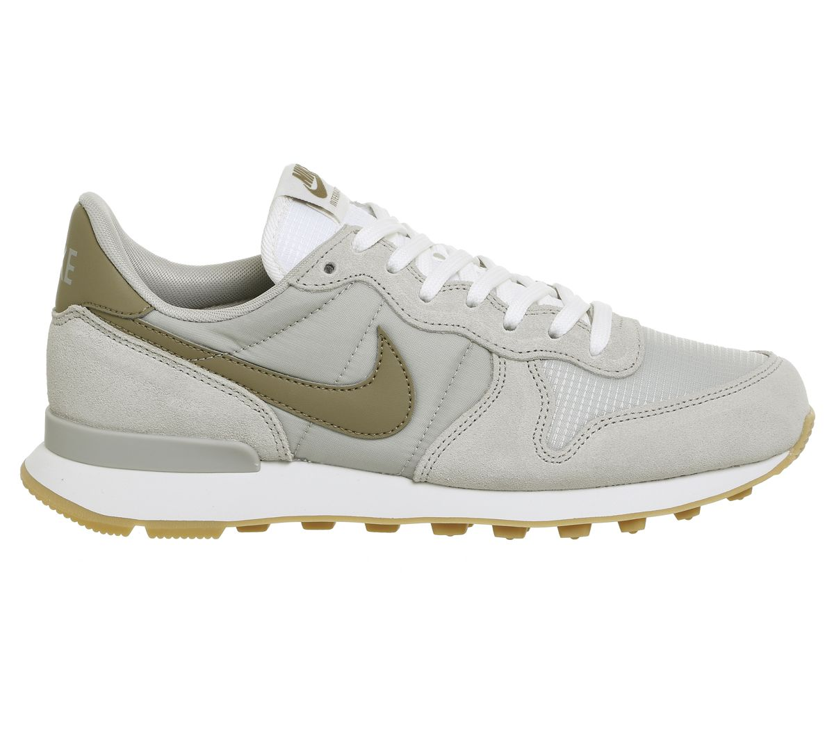 nike WMNS INTERNATIONALIST PALE GREYKHAKI SUMMIT WHITE bei