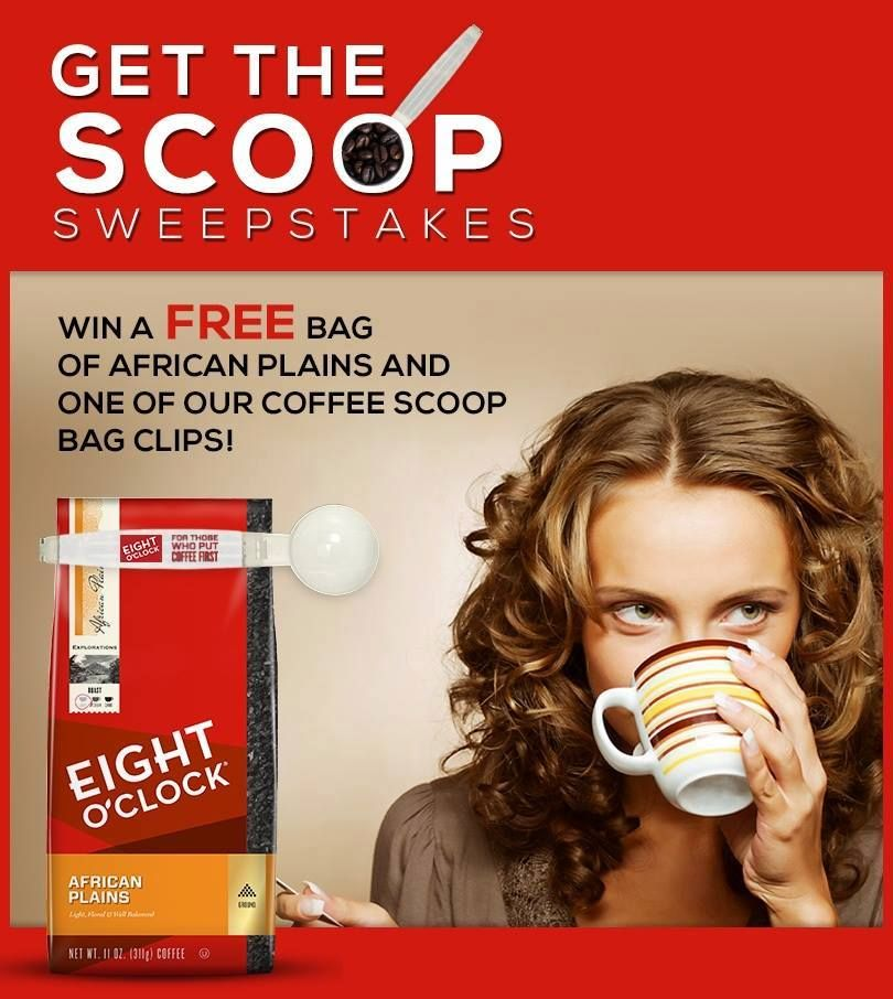 Get The Scoop Win A Bag Of African Plains And A Cool Coffee