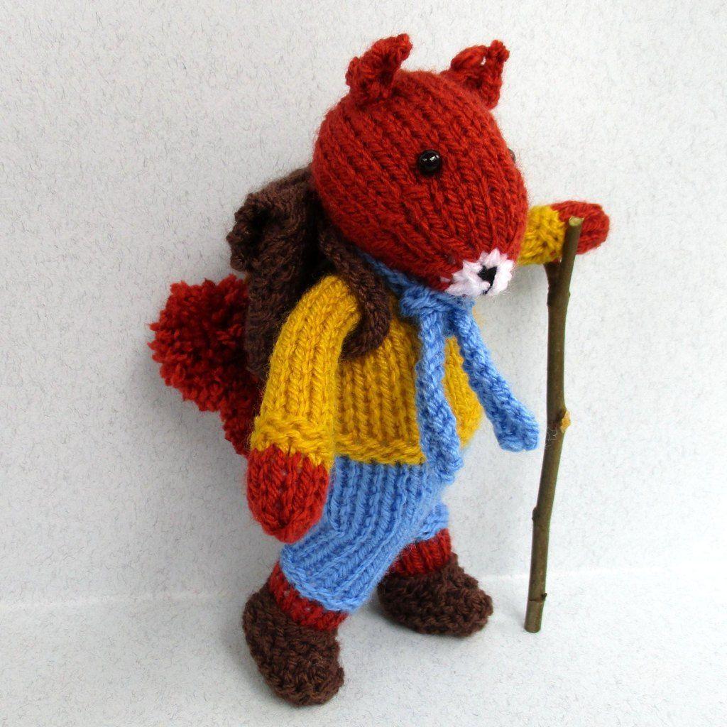 Tiny Penguins Knitting pattern by Fuzzytuft   Knitting ...
