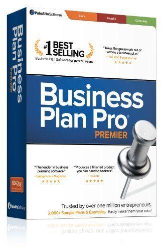 business plan pro premier edition free download