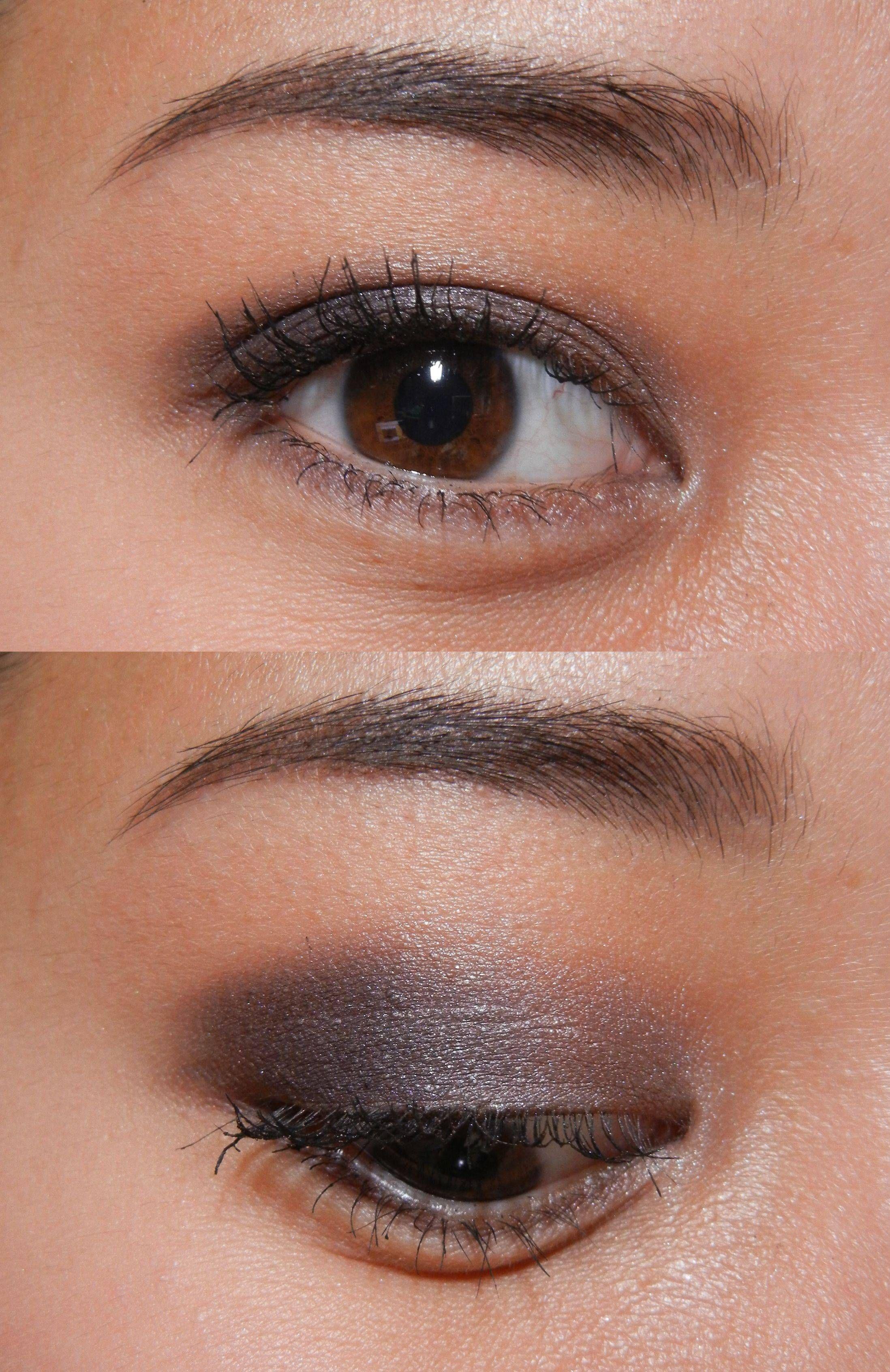 how to put on eyeshadow