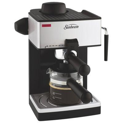 Sunbeam Steam Espresso Maker (BVSBECM160-033) - Stainless Steel #espressomaker