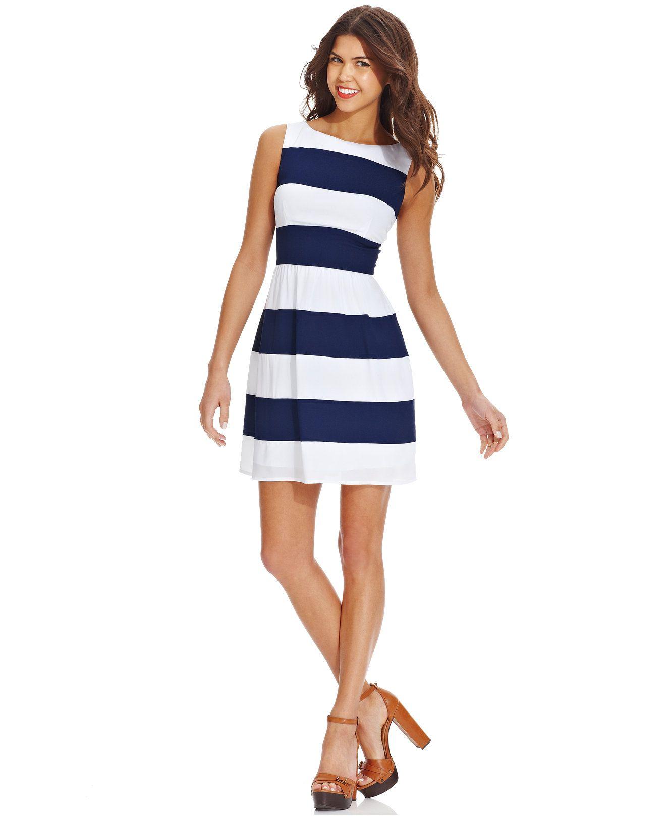 macys casual summer dresses