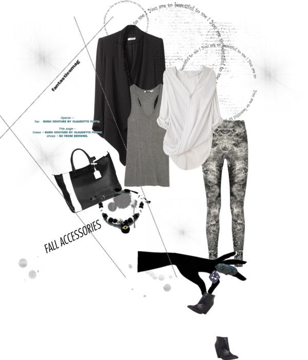 """""""Fall Accessories by Tresors De Luxe! {Contest}"""" by tresorsdeluxe ❤ liked on Polyvore"""