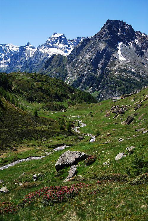 Alpe Devero, Piedmont, Italy by Fabio Bianchi 83