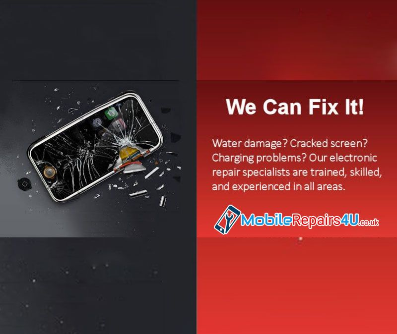 Visit and book a repair for your damaged mobile phones