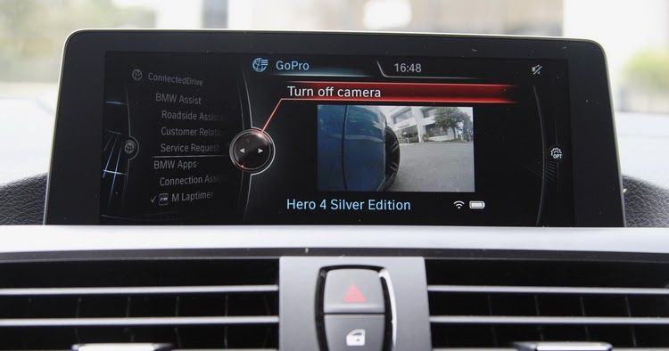 BMW Adds GoPro Integration Into M Laptimer App #BMW #gadgets
