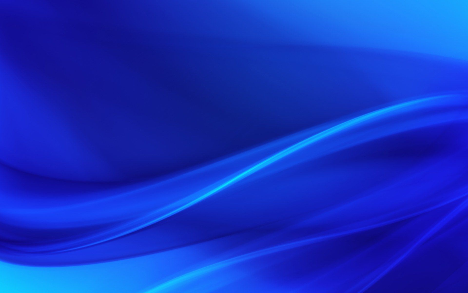 Cobalt Blue Abstract Wallpaper: Art Blue Color Wallpaper HD Wallpaper