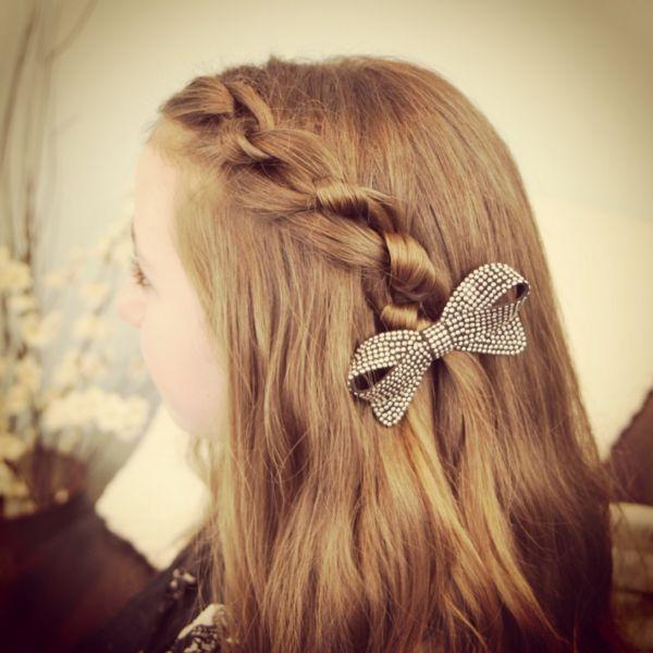 Simple hairstyles: 80 original models images
