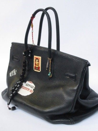 d96af4885f Jane Birkin s Birkin bag