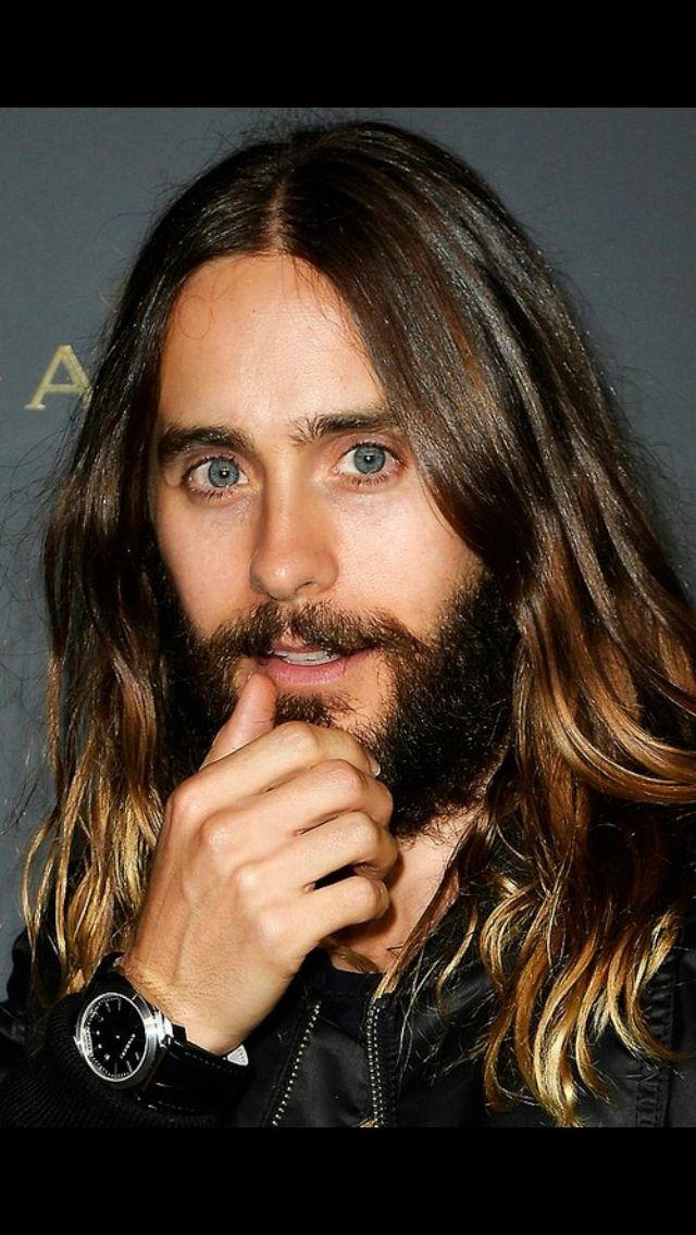 Miss his hair :(