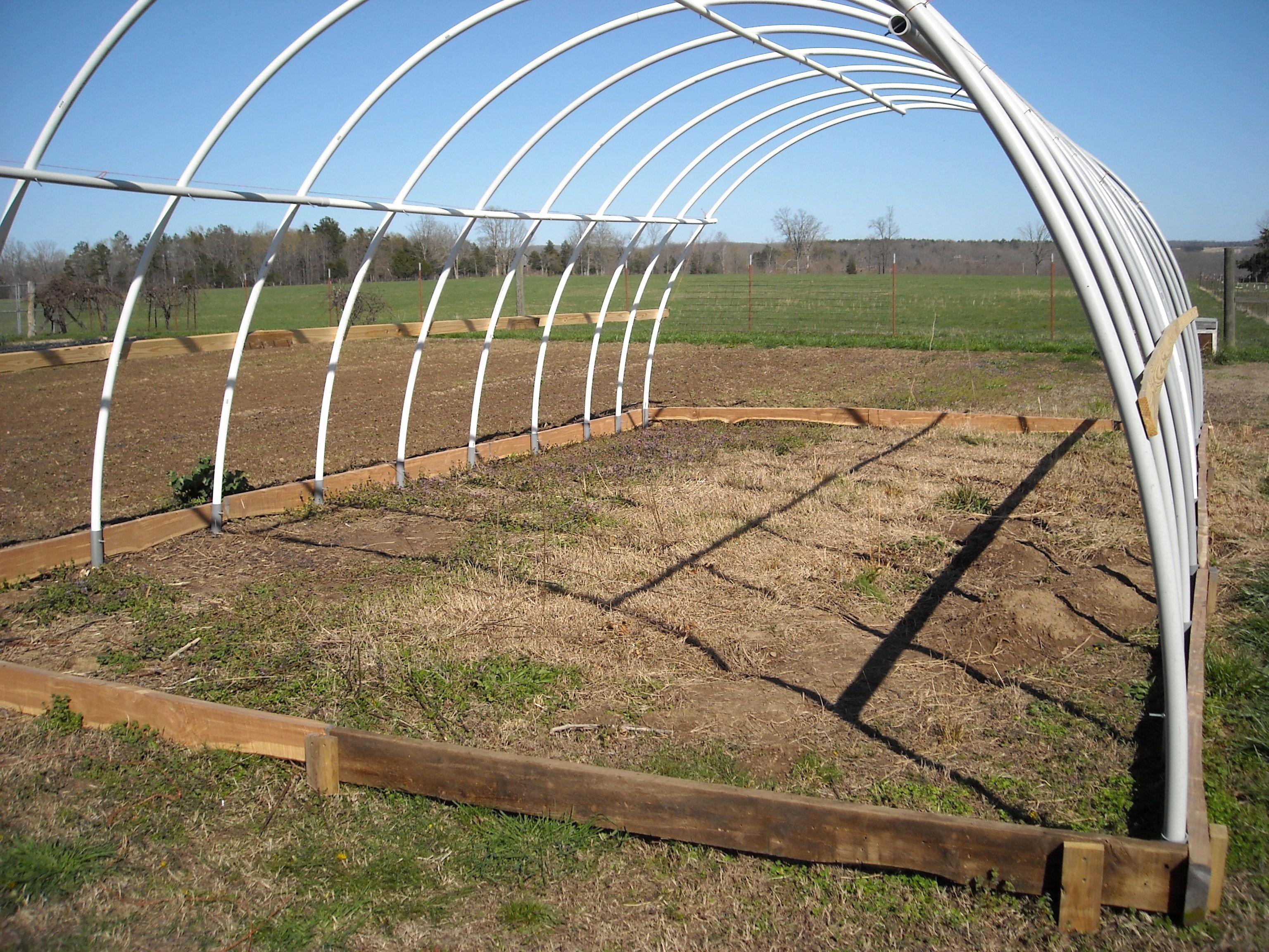 Pvc Hoop Greenhouse Plans Build A Greenhouse Greenhouse Plans Home Greenhouse