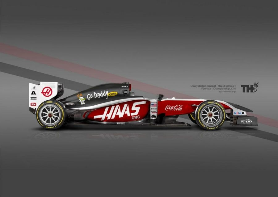 Haas Formula 1 Team On Schedule For 2016 Debut Formula 1 Haas F1 Team Formula 1 Gp