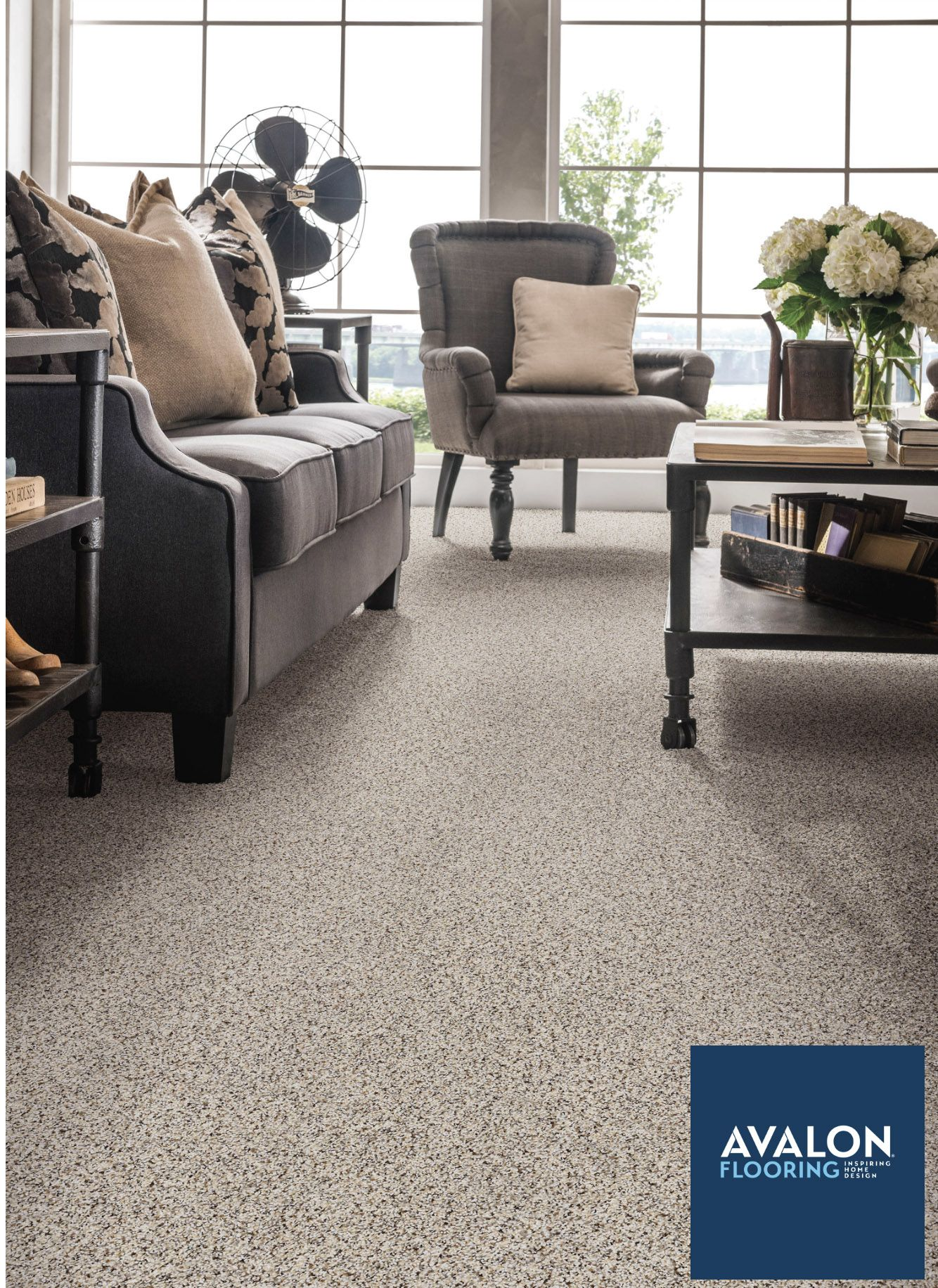 Neutral Carpet Is Perfect For Adding Warmth And Coziness To Any Room