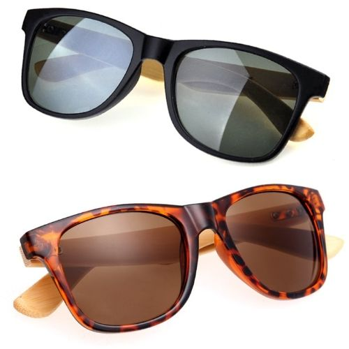 8ca723789b2 Handmade Bamboo Legs Eyewear Eyeglasses Rivet Sunglasses Glasses hand made  UV 400