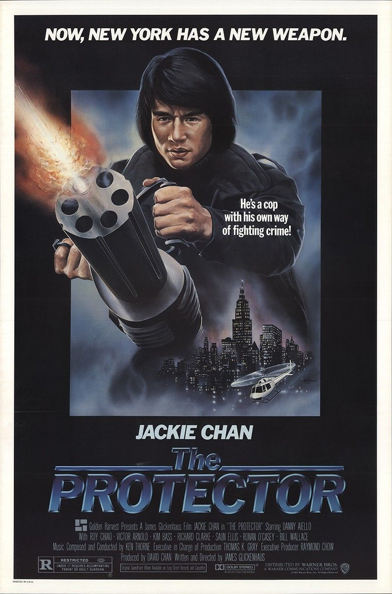 THE PROTECTOR (1985) in 2019 Jackie chan, Martial arts