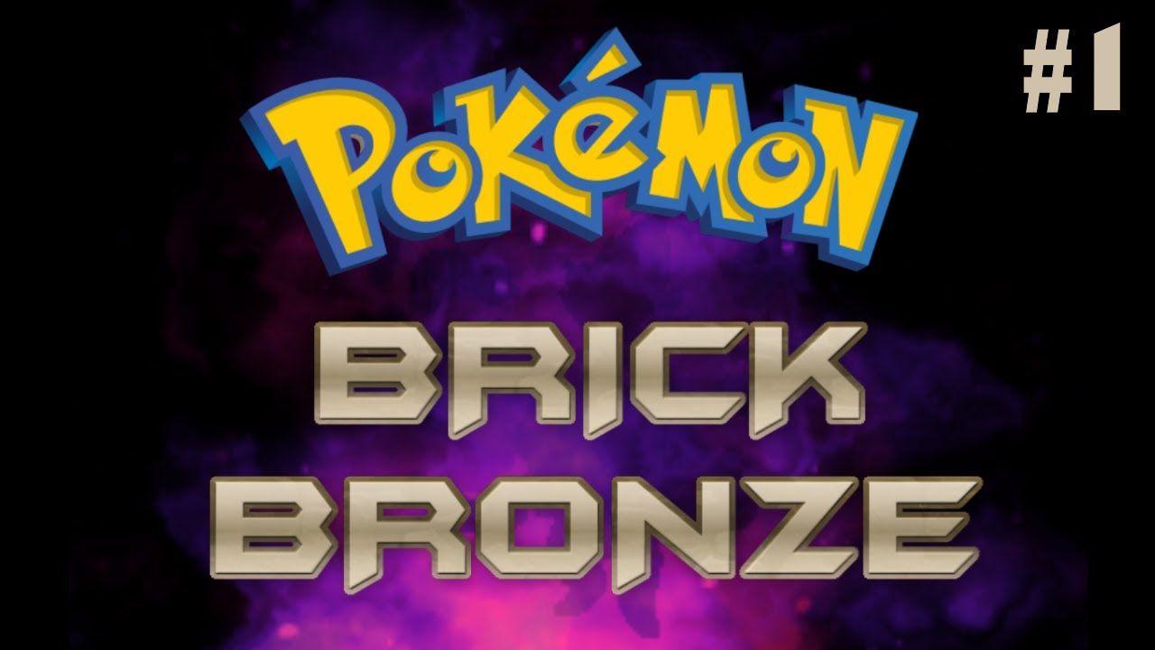 Roblox Pokemon Brick Bronze Dantdm Minecraft Pokemon Roblox