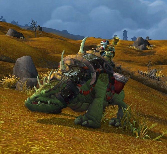 24++ Warcraftmount ideas