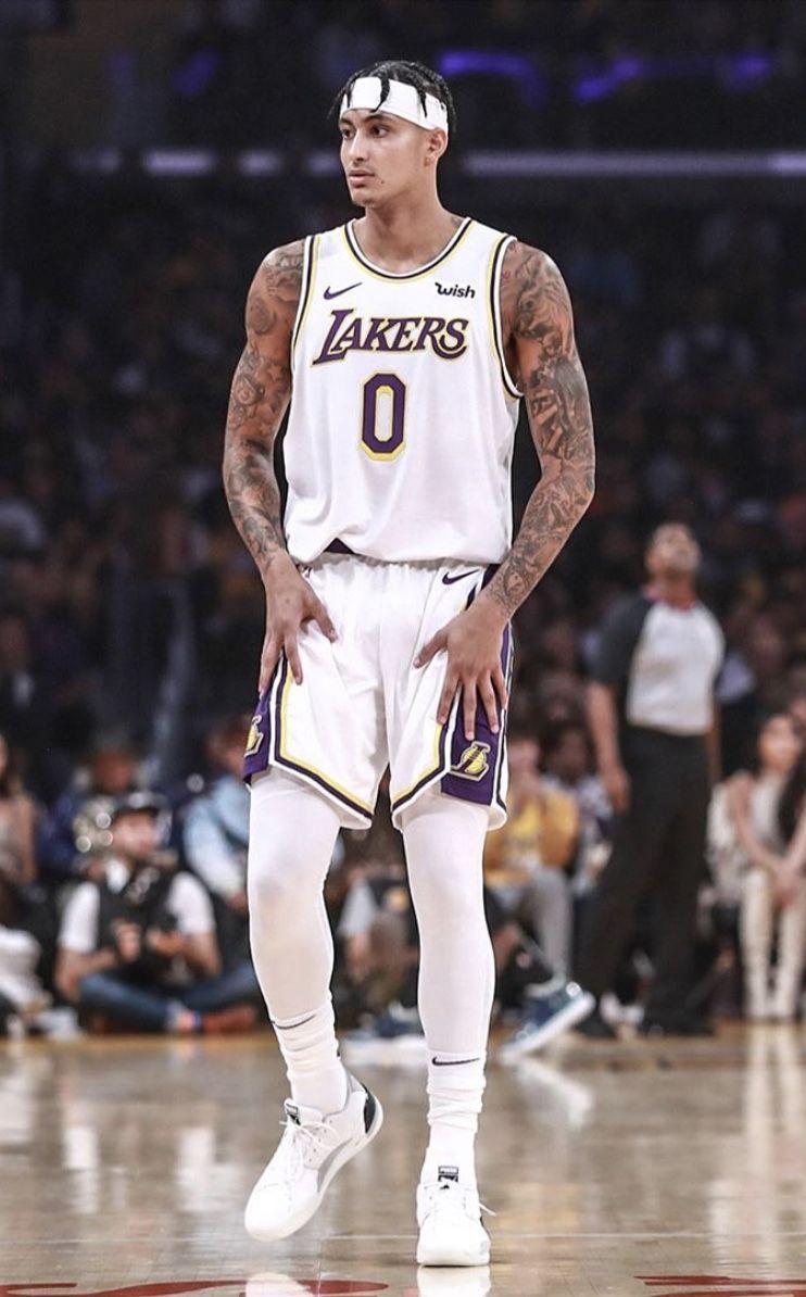 Kyle Kuzma La Lakers Kyle Kuzma Nba Fashion Kyle
