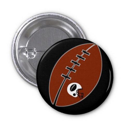 Custom design round button