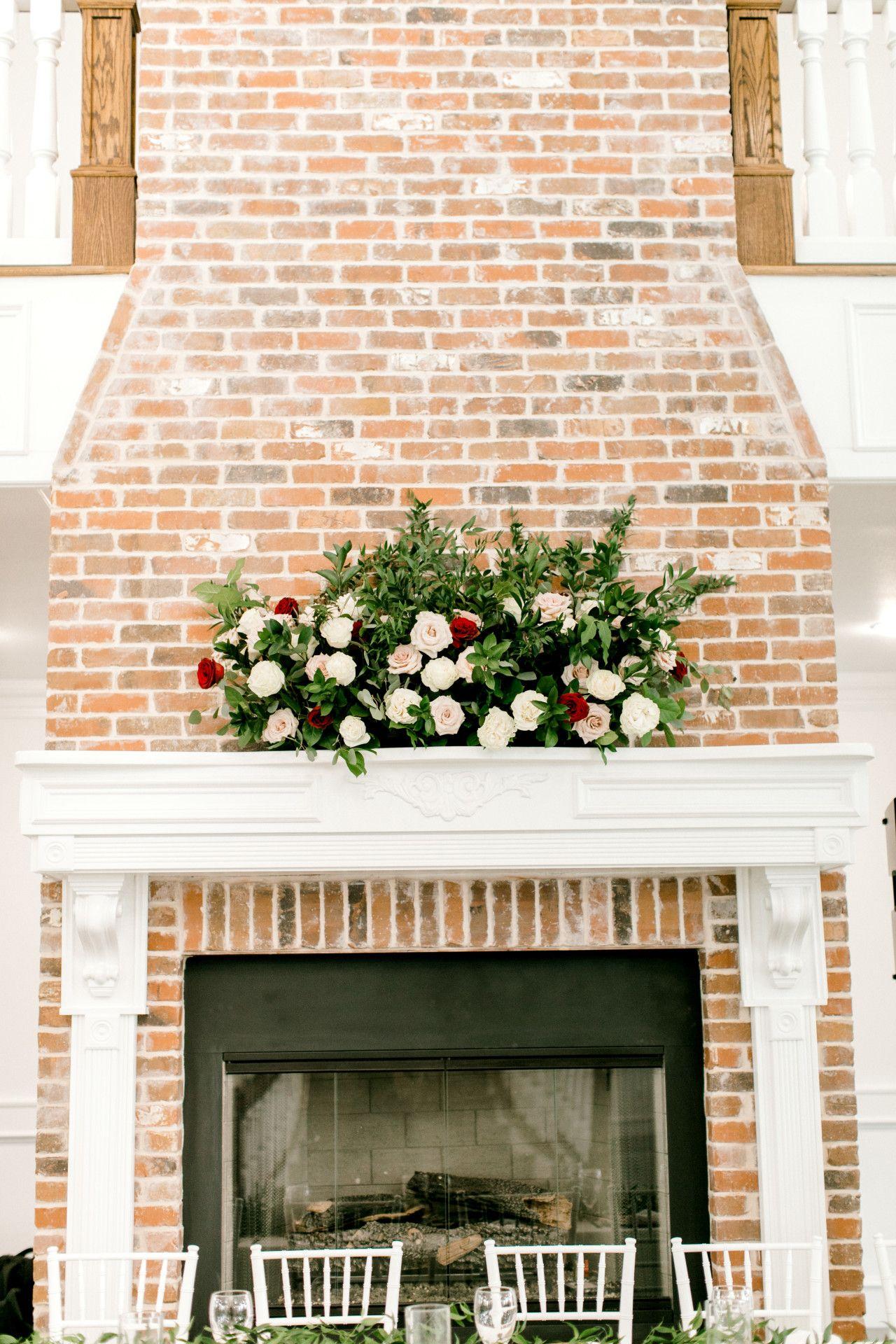 White wedding decoration ideas  Weatherford Wedding Venue  wedding decor  Pinterest  Formal