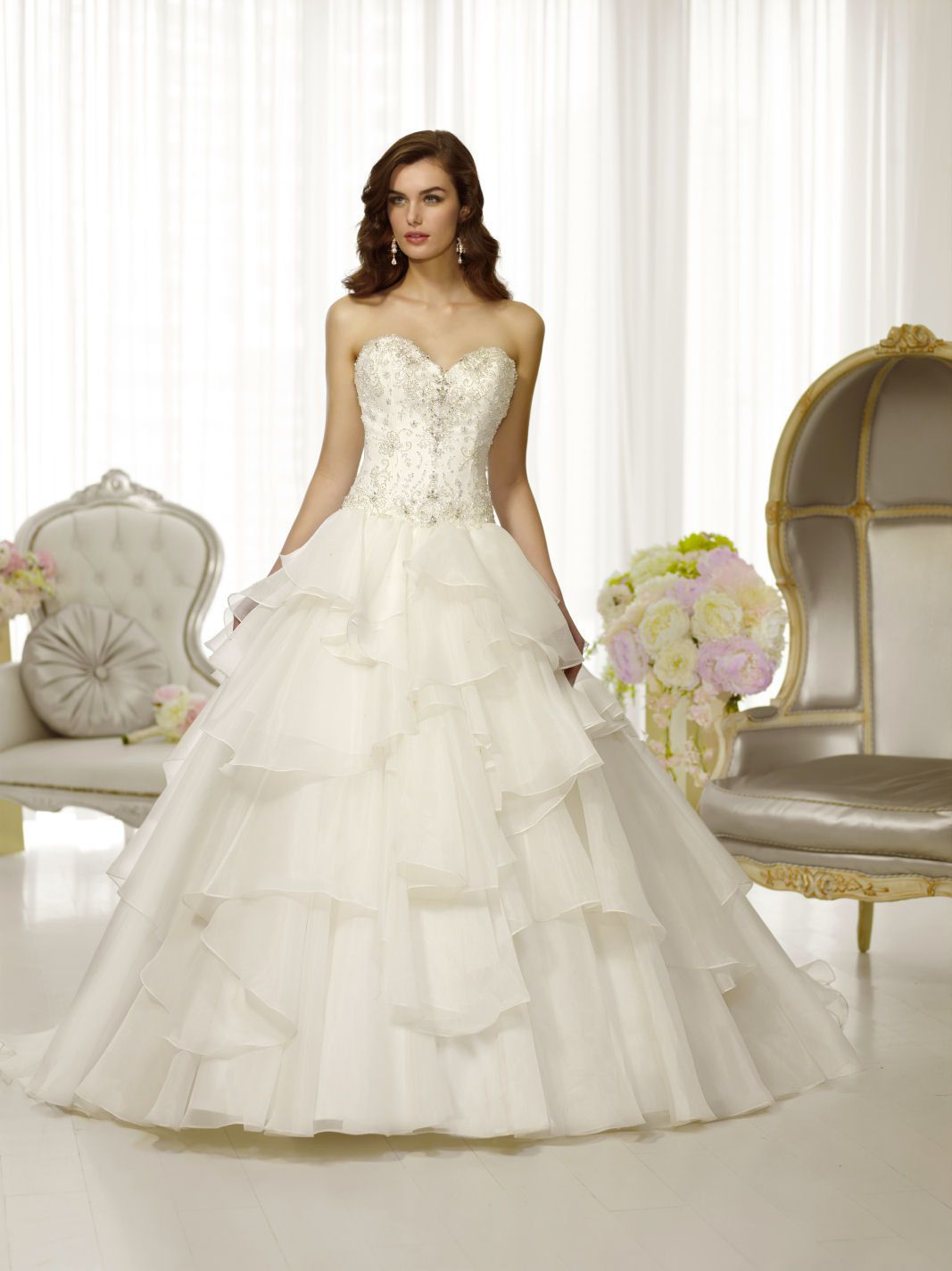 New collection d from essense of australia wedding gowns