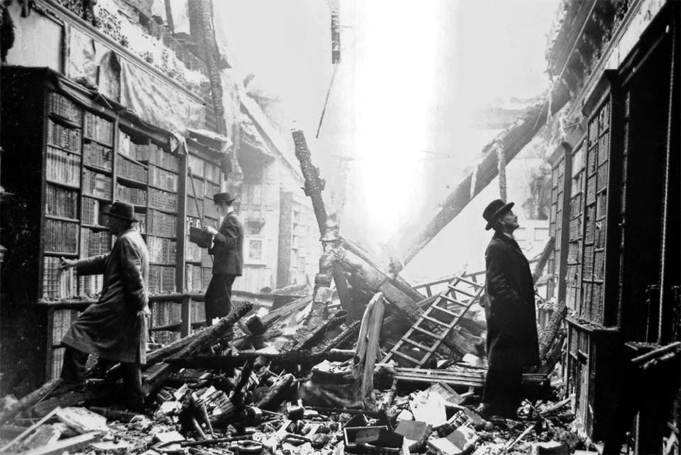 Afbeeldingsresultaat voor world war 2 library