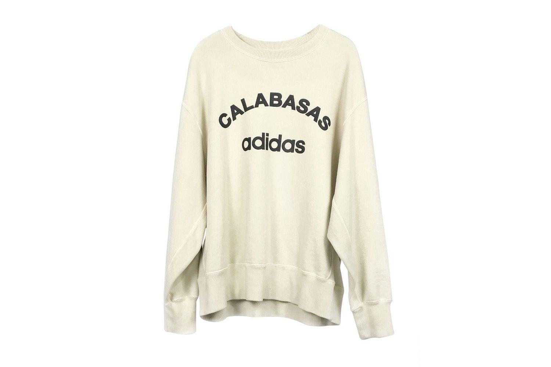 Yeezy Season 5 Calabasas Adidas Sweatshirt Yeezy Long Sleeve Tshirt Men Single Clothing [ 1000 x 1500 Pixel ]