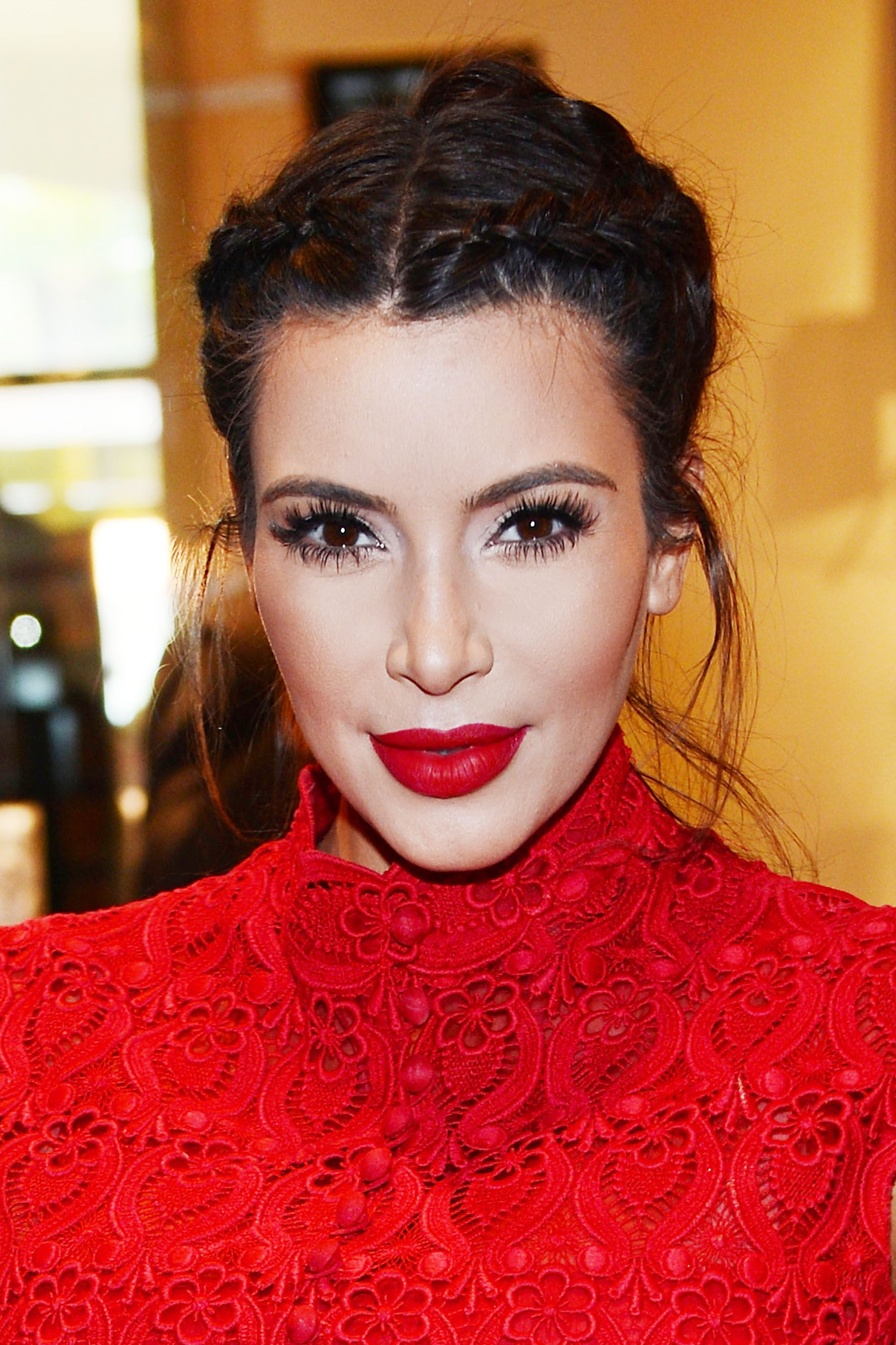 The Complete Evolution of Kim Kardashian\u0027s Hair | Kardashian ...