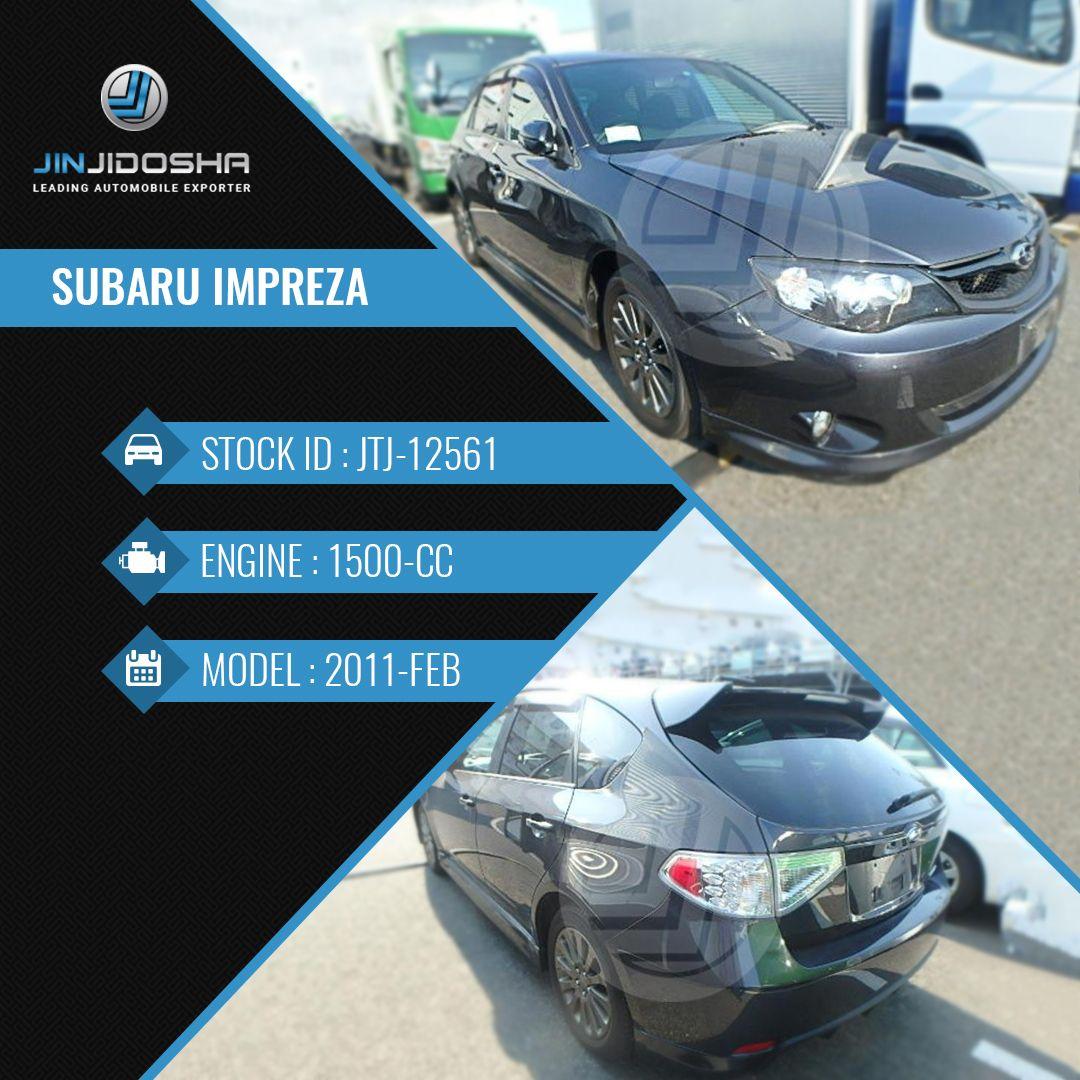 Your SUBARU IMPREZA In Stock Now! View Car Details