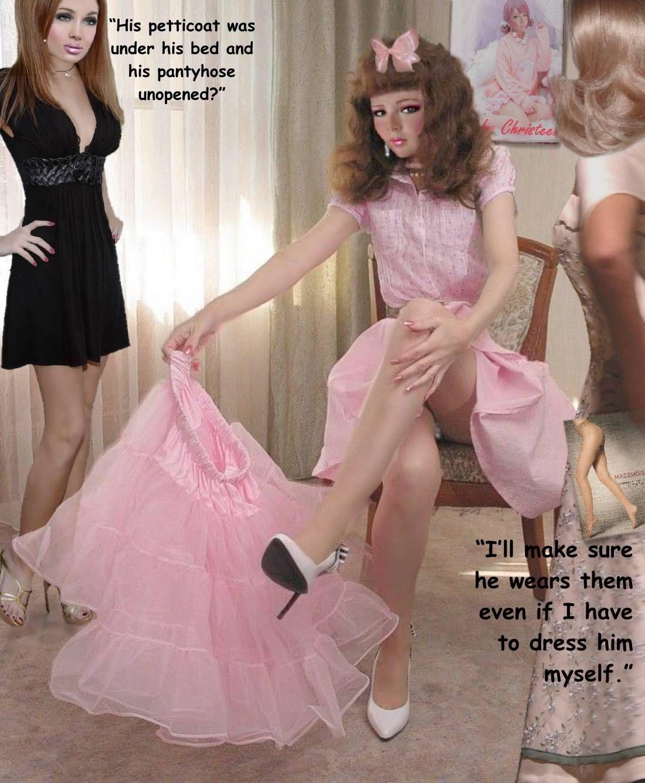 Petticoat pics