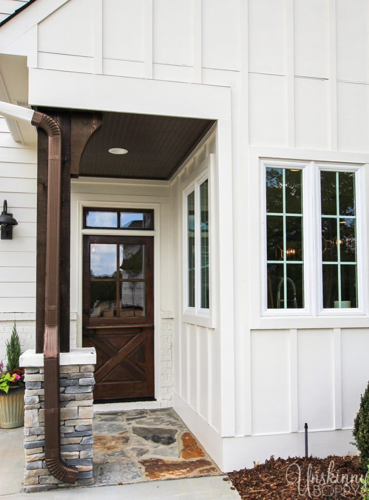 Perfect Stoop For The Side Door Entry Way I Love The