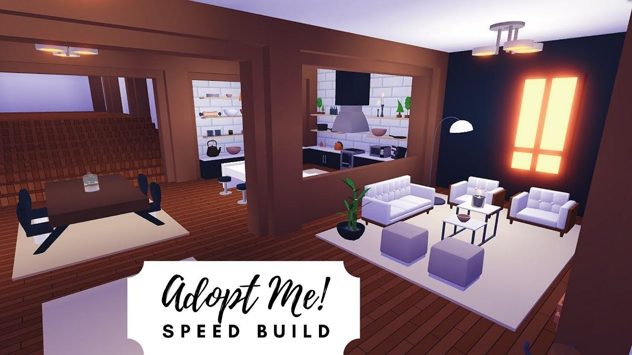 Pirate House Speed Build Part 1 Roblox Adopt Me Youtube Cute Room Ideas Adoption House