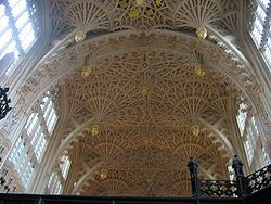 Pendant Fan Vault Of Henry Vii Chapel At Westminster Abbey Wikipedia The Free Encyclopedia Westminster Abbey Westminster Gothic Architecture