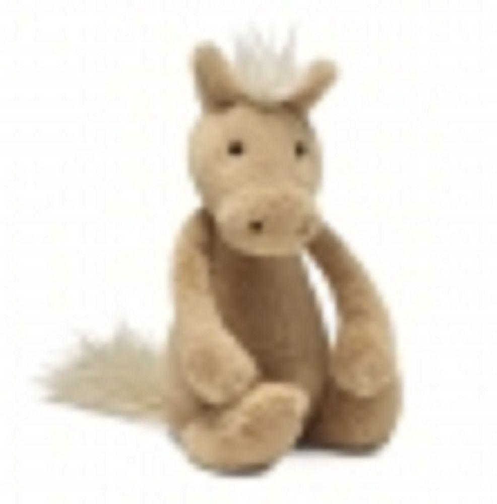 Bashful Medium Palomino Pony By Jellycat Stuffed Animal New Jellycat Stuffed Animals Animals Animals For Kids