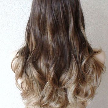 dirty blonde balayage on dark brown hair , Google Search