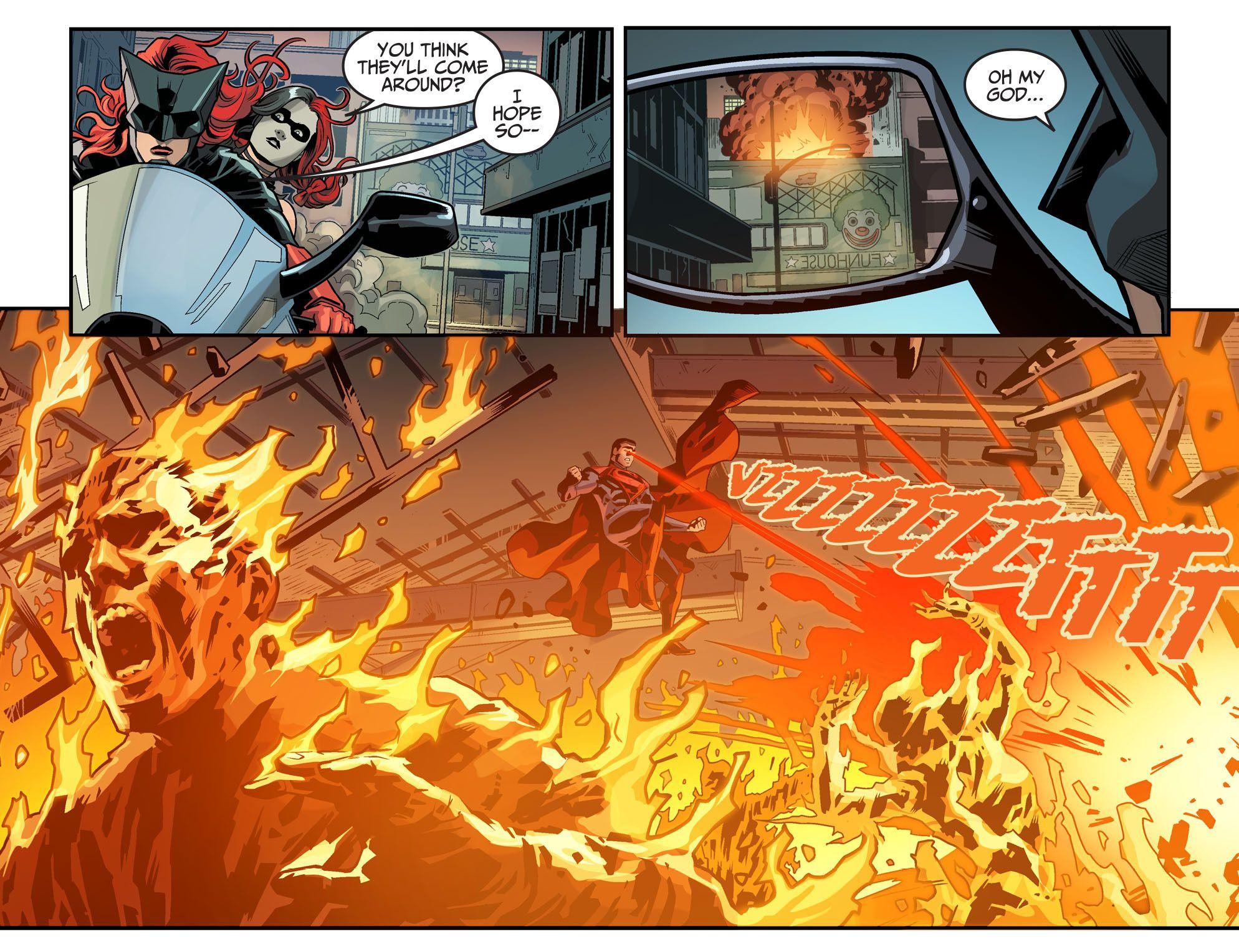 Baca Komik Injustice Gods Among Us Year Five Chapter 016 Injustice Comics Online Comics