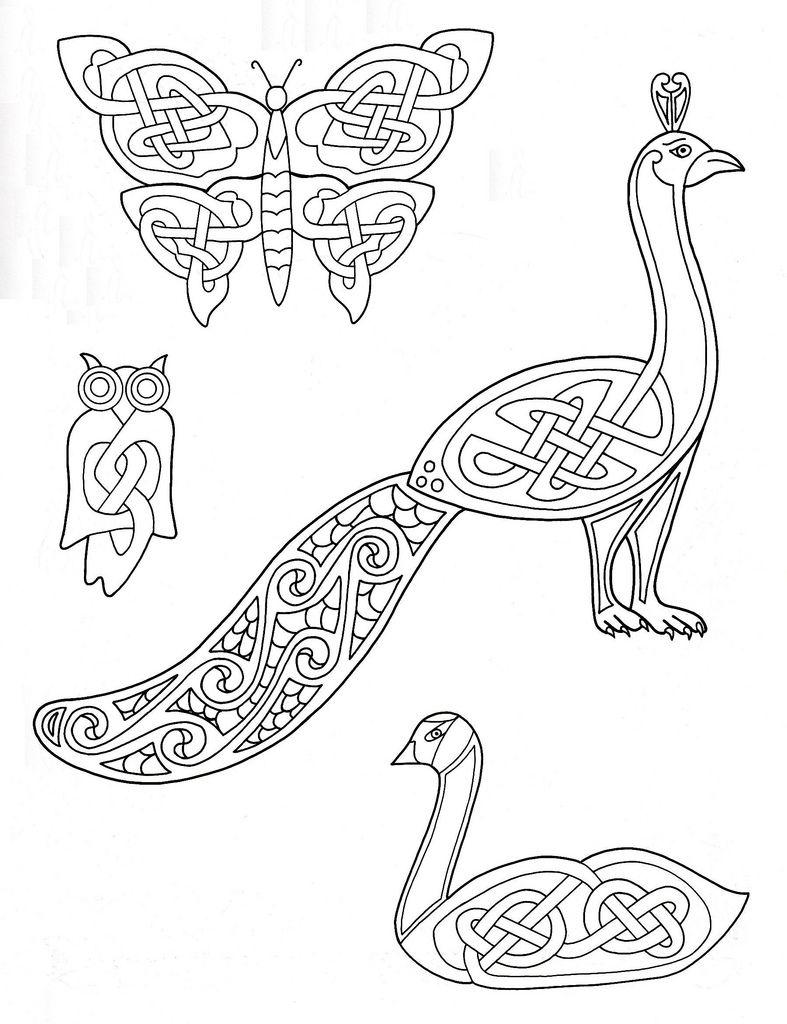 Celtic Design 048   Celta, Nudos celtas y Nudo