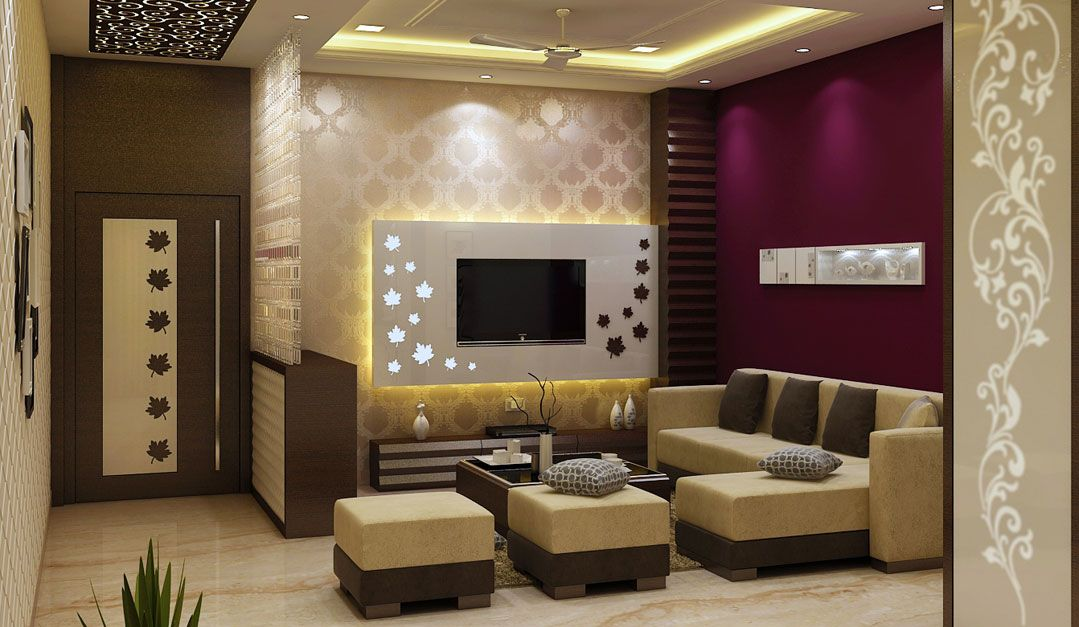 Charmant Space Planner Kolkata Home Interior Designers Amp Decorators Awesome Living  Room Designs Subin Surendran Architects